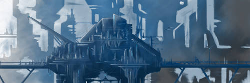 Industrial PlanetScape