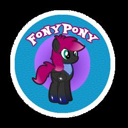 FonyPony Logo