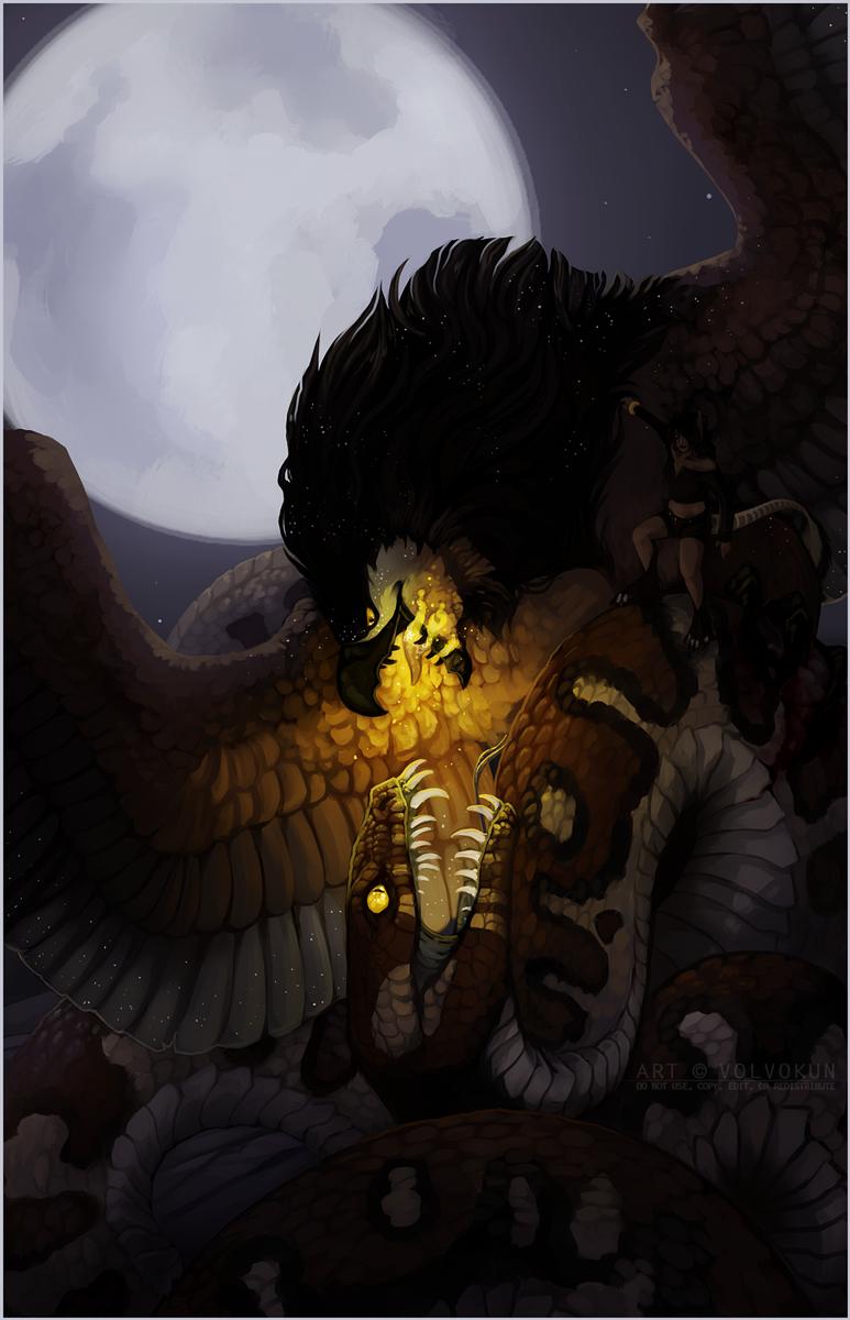 [EoG:Galyx] Mythology by VulonVen