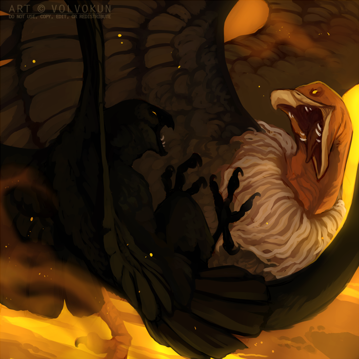 [Gryph Attack] Final Faceoff by VulonVen