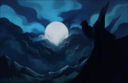 A Strange Moon