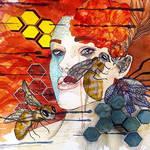 Bee Sting by JamieLeeMayfield