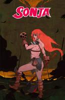 Red Sonja by furiaedirae