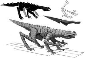 Carnivore by furiaedirae