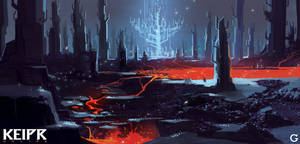 Keipr Online: Lava Forest