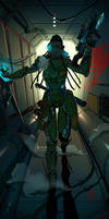 SBK: Prowler by furiaedirae