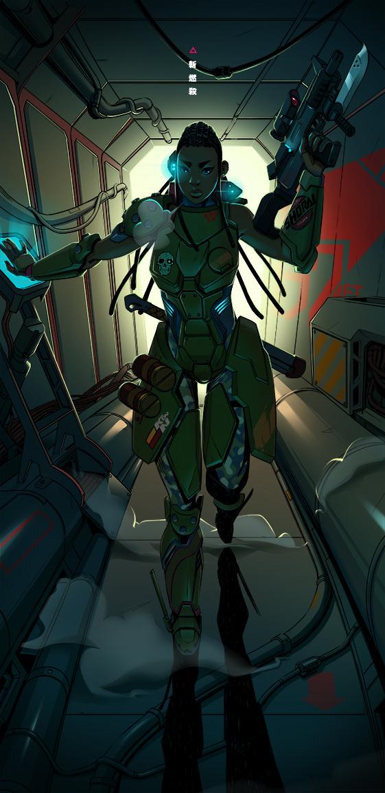 SBK: Prowler by TroyGalluzzi