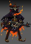 Hellfire by furiaedirae