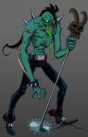 Cannibal King by furiaedirae