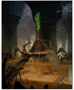 Palace of Dust