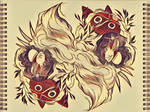 La princesa de los espiritus vengadores