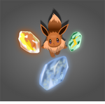 Eevee and the Evolution Stones