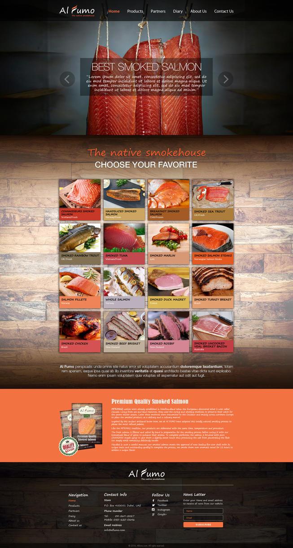 Al Fumo Homepage by zokac1
