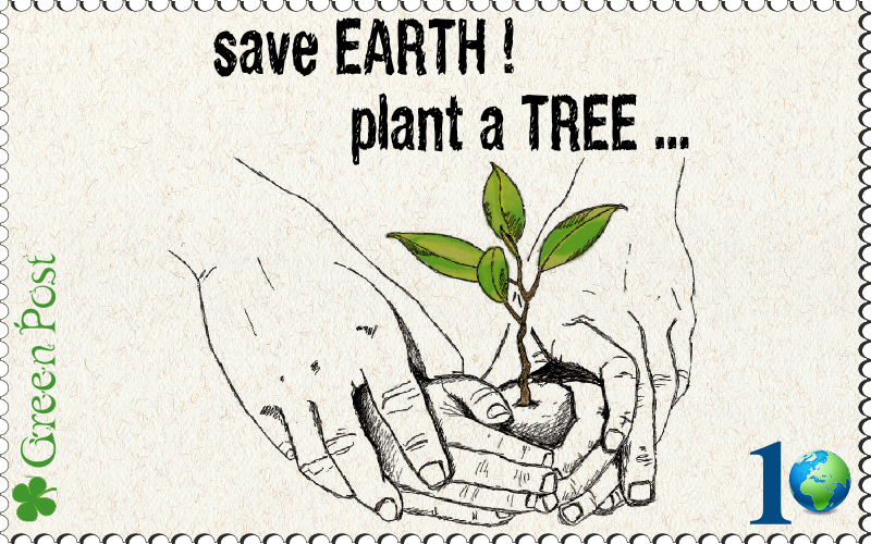 Essay on plant trees save earth