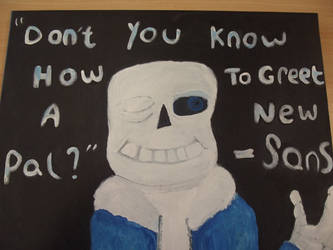 Sans by TiaChao