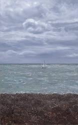 Beach study by Silnaur