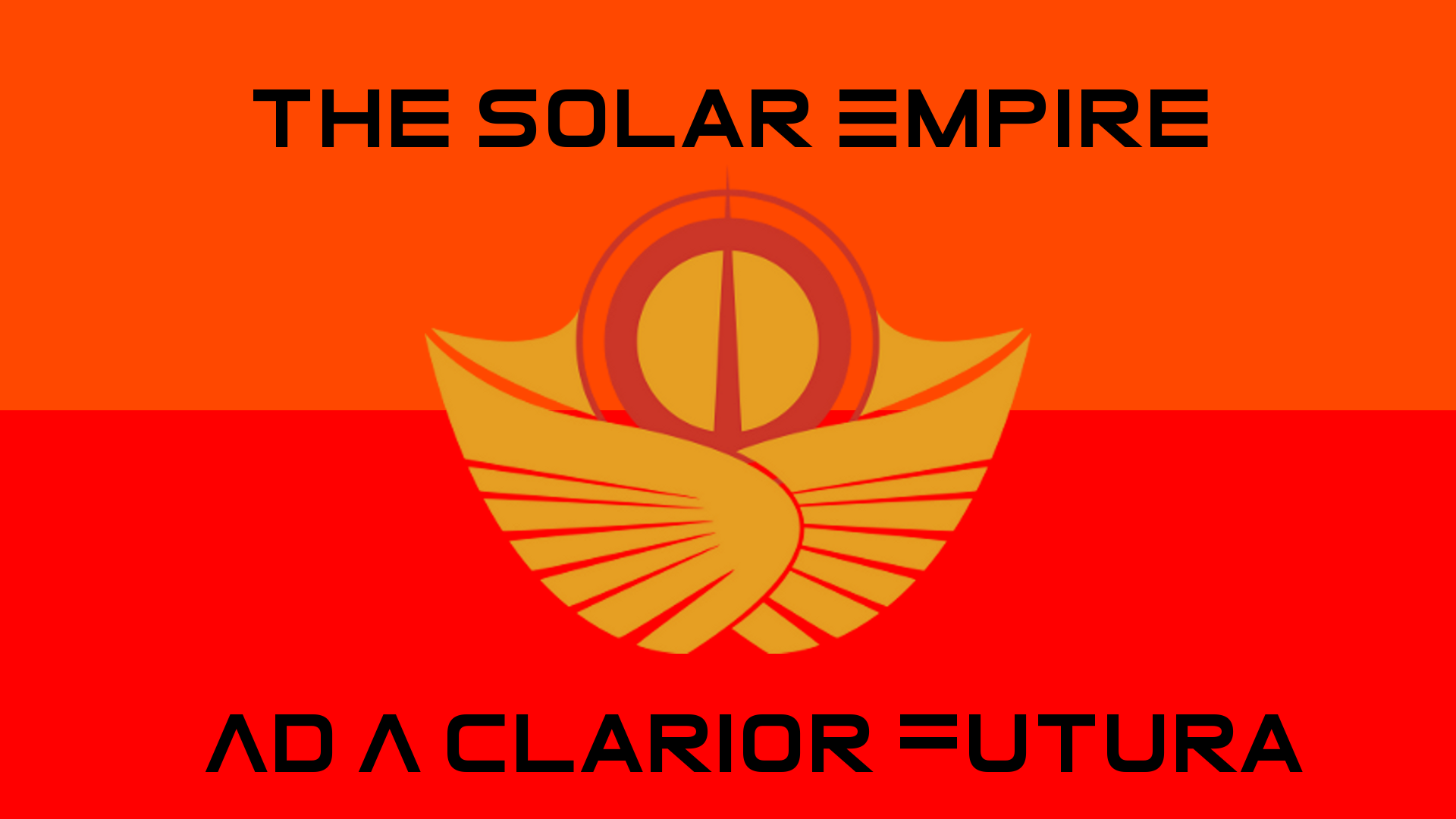 The Flag of the Solar Empire by PilotSolaris