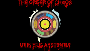 The Flag of the Order of Chaos