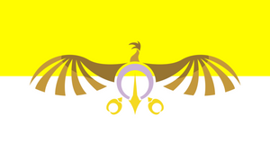 The Flag of the Griffin Empire (No Text)