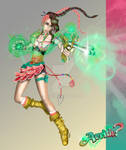 Aerith? ( Final Fantasy 7)