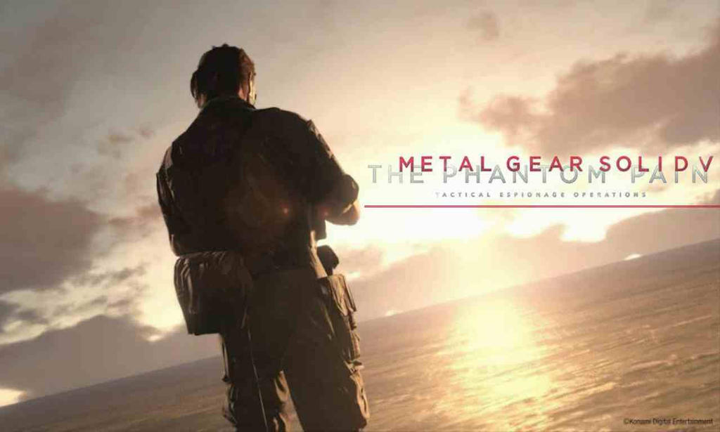 Metal Gear Solid Phantom Pain Wallpaper By Thel0nelywolf On