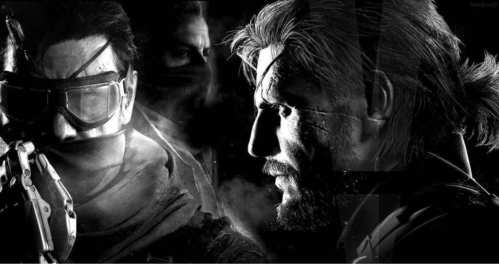 Metal Gear Solid: Phantom Pain Wallpaper By TheL0nelywolf