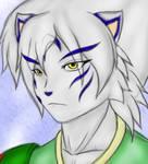 Gentarou potrait by DragonKion