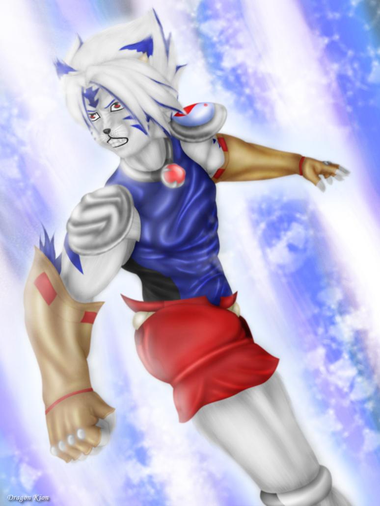 :com: Kogenta new form by DragonKion