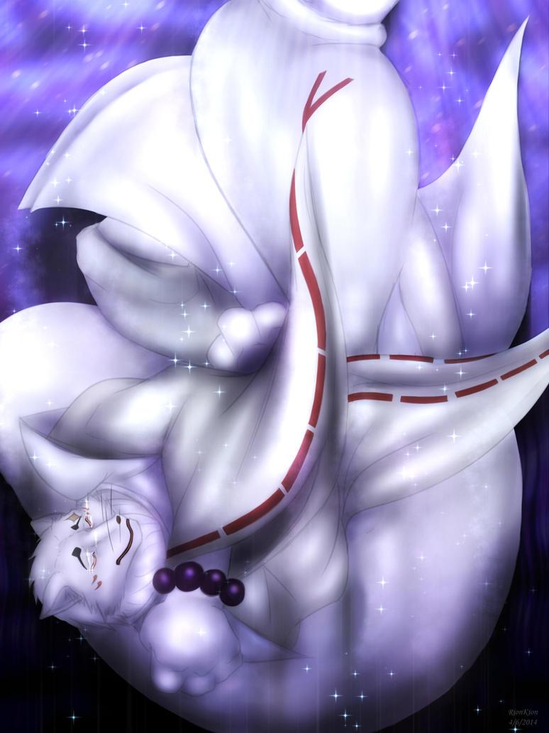 Sabishi Gintaro by DragonKion