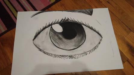 Eye by sunshinebabywife