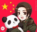 +APH: Chibi China+