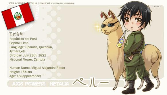 +APH: LH: Peru Profile+ by kuraudia