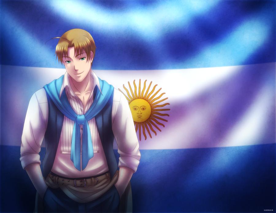 +LH: Argentina+ by kuraudia