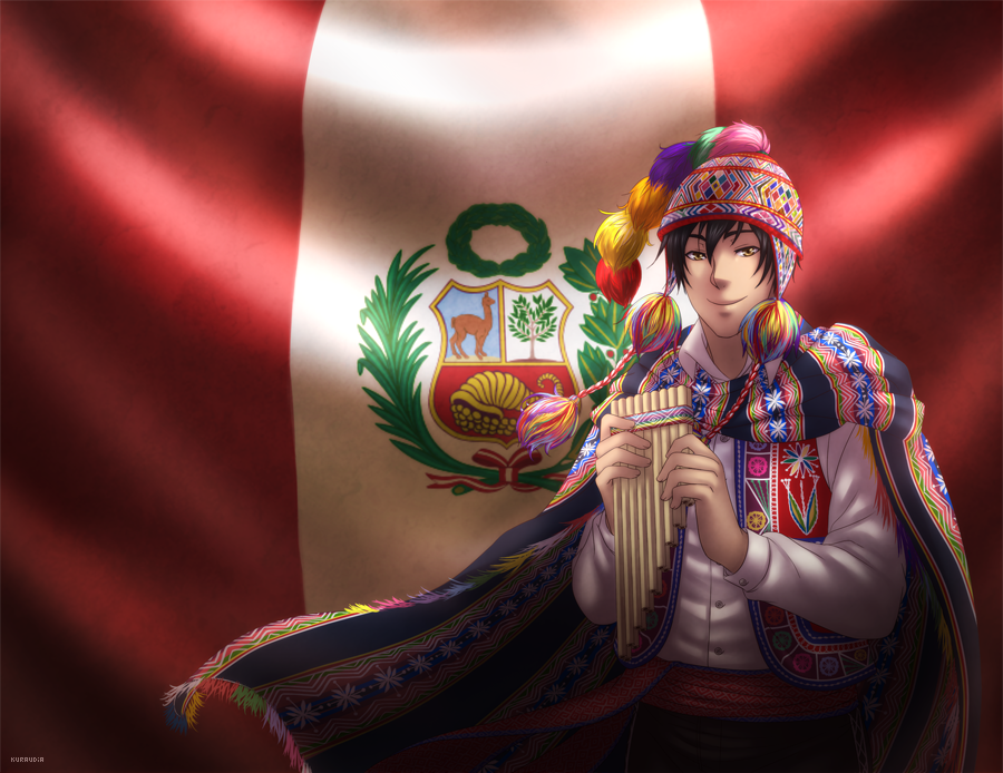 +LH: Peru+ by kuraudia