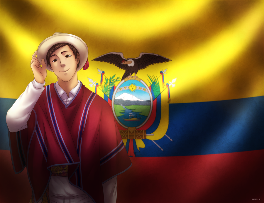 +LH: Ecuador+ by kuraudia
