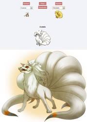 +Pokemon Fusion: Cutails+