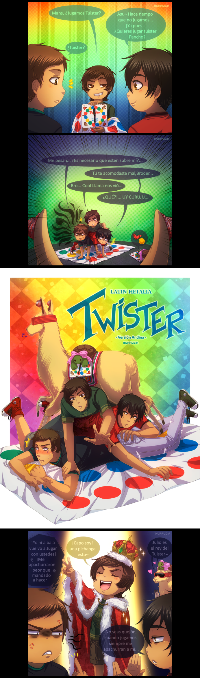 +LH: Andean Twister+ by kuraudia