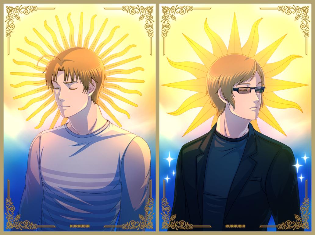 +LH: Sol de Mayo+ by kuraudia