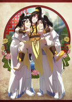 +MDZS: Friendship+