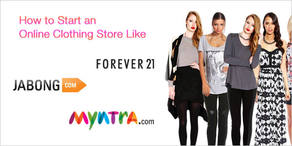 How to Make an Online Clothing Store Like Forever by shopyscripts