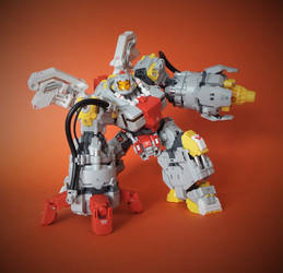 Master Made Apollo by The-Dapper-Scrapper