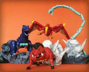Beast Wars Magmatron by The-Dapper-Scrapper