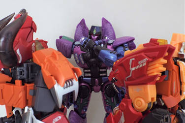 G1 Meets Beast Wars