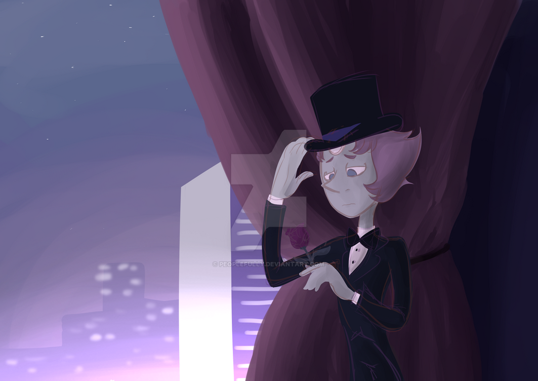 Why Can't I Move On? -  Screencap Redraw by peoplefully