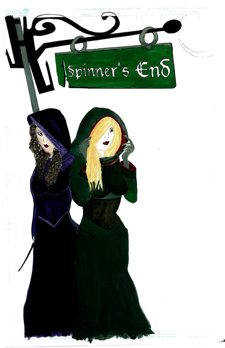 Spinner's End by Bella-x-Rodolphus