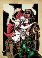 steampunk by axlreznor