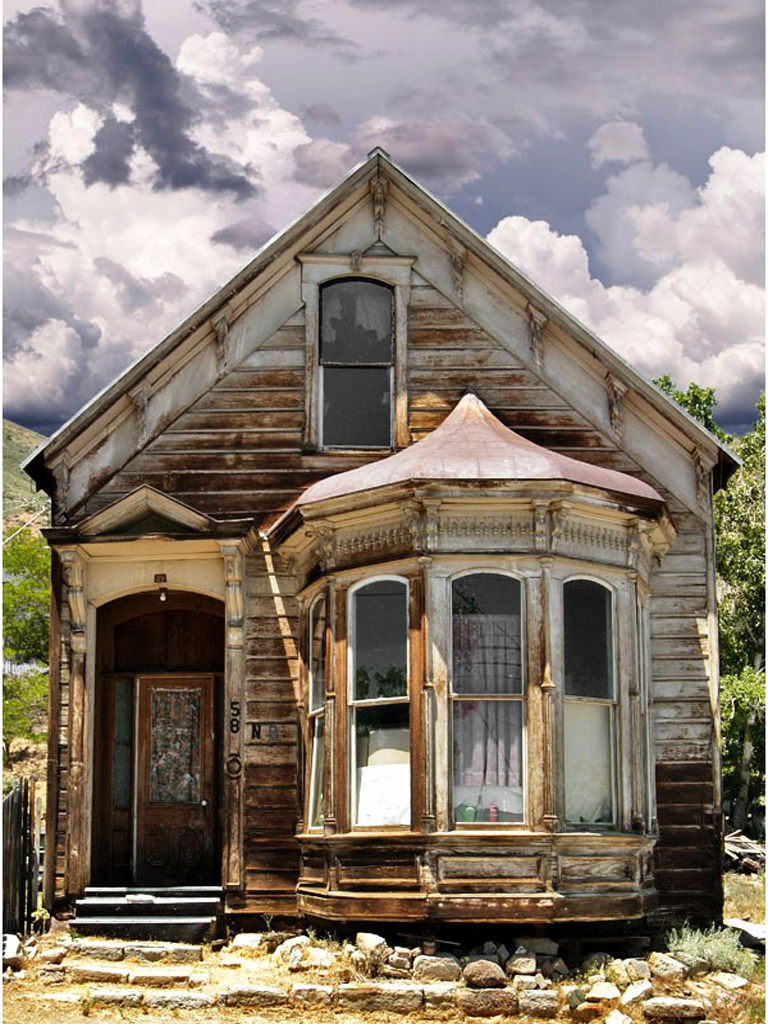 Old falling down house stock 7 by fairiegoodmother on for Classic house images