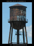 Old Water tower Stock 3