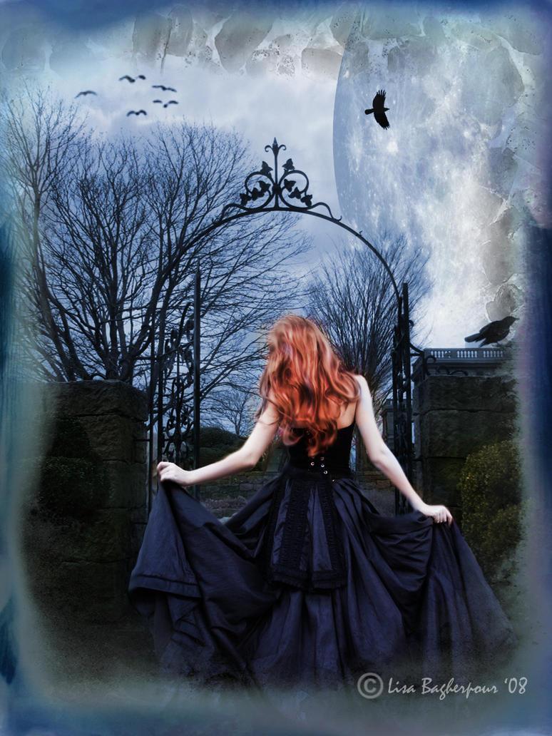 Running Away by FairieGoodMother