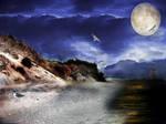 Pre-Made Seascape Background